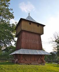 Дрогобич. Дзвіниця церкви св.Параскеви