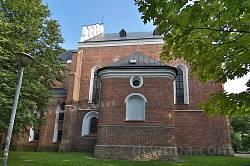 Костел св.Варфоломія у Дрогобичі. Бічна каплиця