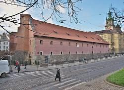 Міський арсенал у Львові