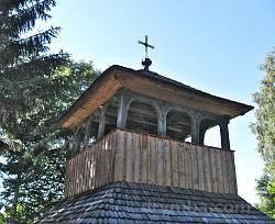 Дзвіниця церкви Стрітення Господнього