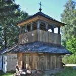 Черепин. Дзвіниця церкви Стрітення Господнього