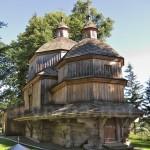 Черепин. Дерев'яна церква Стрітення Господнього