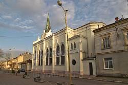Колишній костел св.Йосипа у Стрию