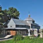 Церковь св.Иоанна Крестителя (с.Старое Село, Львовская обл.)