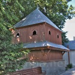 Старе Село. Дзвіниця церкви св.Івана Хрестителя