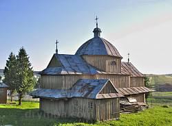 Церква Воздвиження Чесного Хреста у Будькові
