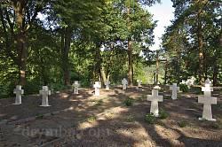 Военное кладбище I Мировой Войны
