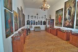 Збаразький замок. Експозиція сакрального мистецтва