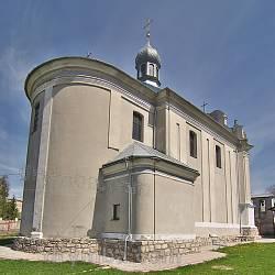 Успенская церковь (г.Збараж, Тернопольская обл.)