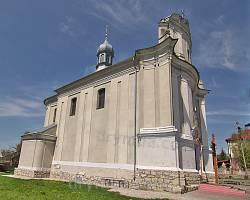 Збараж. Успенская церковь