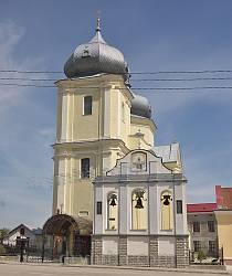 Церковь Воскресения Христова с колокольней
