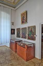 Експозиція у палаці Збаразького замку