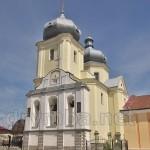 Церковь Воскресения Христова в Збараже