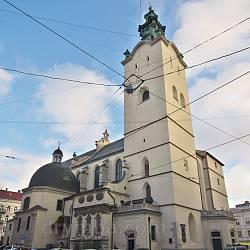 Катедральний (Латинський) костел Успіння Богородиці (м.Львів)