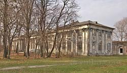 Бродівський замок. Палац Потоцьких