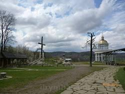 На території Гошівського монастиря