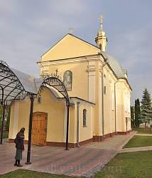 Броди. Церква св.Юрія