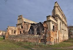 Броди. Руїни синагоги
