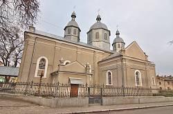Броди. Церква Воздвиження Чесного Хреста (УГКЦ)