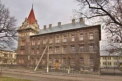 Дом бывшего уездного суда в Бродах