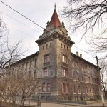 Будинок повітового суду (м.Броди, Львівська обл.)