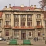 Броди. Будинок колишнього Празького кредитного банку