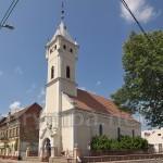 Реформаторський костел Святої Трійці (м.Мукачеве, Закарпатська обл.)
