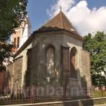 Каплиця св.Йосифа у Мукачевому. Вівтарна частина
