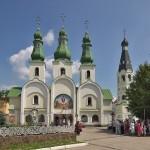 Мукачеве. Церква Почаївської Богородиці