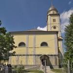 Мукачево. Церква Успіння Богородиці