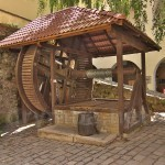 "Криниця у замку ""Паланок"""