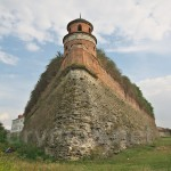 """Вежа """"Беатка"""" на бастіоні Дубенського замку"""