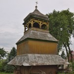Черче. Колокольня церкви св.Василия (XIX в.)