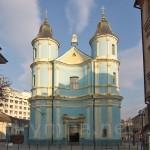 Вірменська церква Зачаття Діви Марії у Івано-Франківську