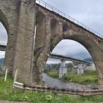 Залізничний міст - віадук (верхній, недіючий) (с.м.т. Ворохта)