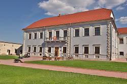 Дворец Збаражского замка