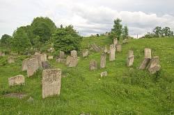 Буськ. Єврейський цвинтар