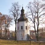 Оборонна башта-дзвіниця Крехівського монастиря
