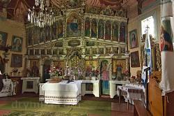 Буськ. Церква св.Параскеви. Іконостас