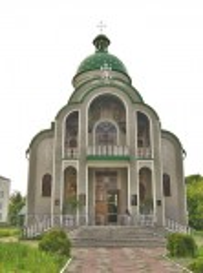 Буськ. Церква св.Петра і Павла