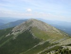 Гора Малая Сивуля (1815.5м)