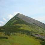 Гора Большая Сивуля (1836.6м)