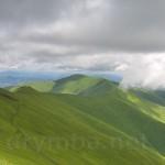 Гора Великий Верх (1598.0м) (Боржава)