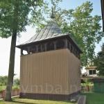 Колокольня церкви Собора Богородицы в Батятичах