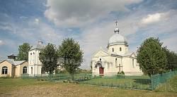 Нова церква у селі Новий Став