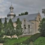 Костел св. Станіслава із дзвіницею у Давидові