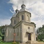 Церковь св. Илии в селе Колоденцы