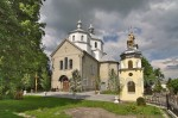 Буськ. Церква св.Миколая