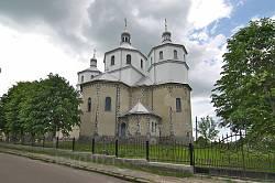 Церква св.Миколая у Буську