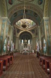 Церква св.Миколая у Буську. Інтер'єр